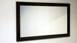 Land speil gårdsgrå